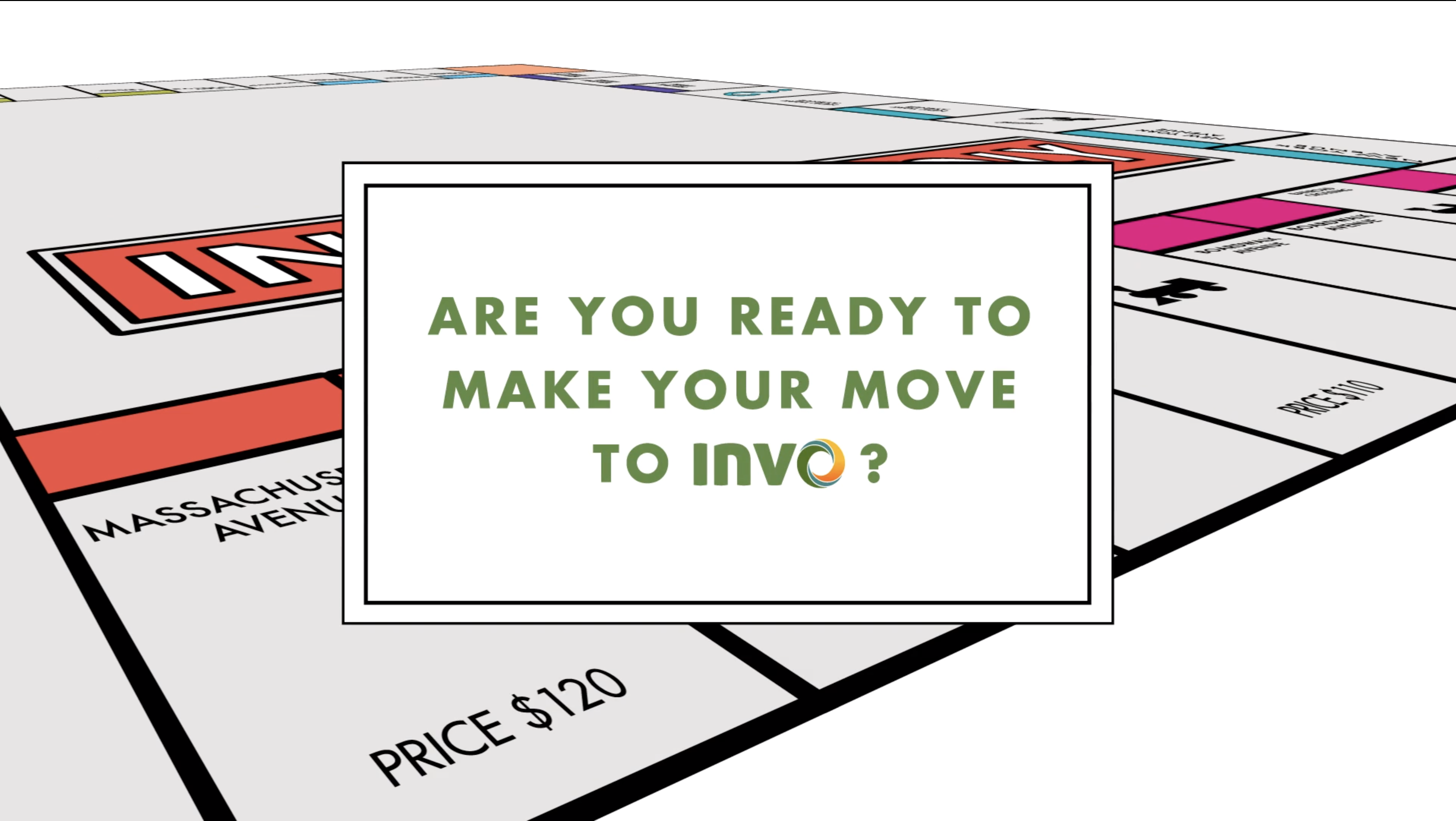 Are You ready to Make Your Move to INVO?